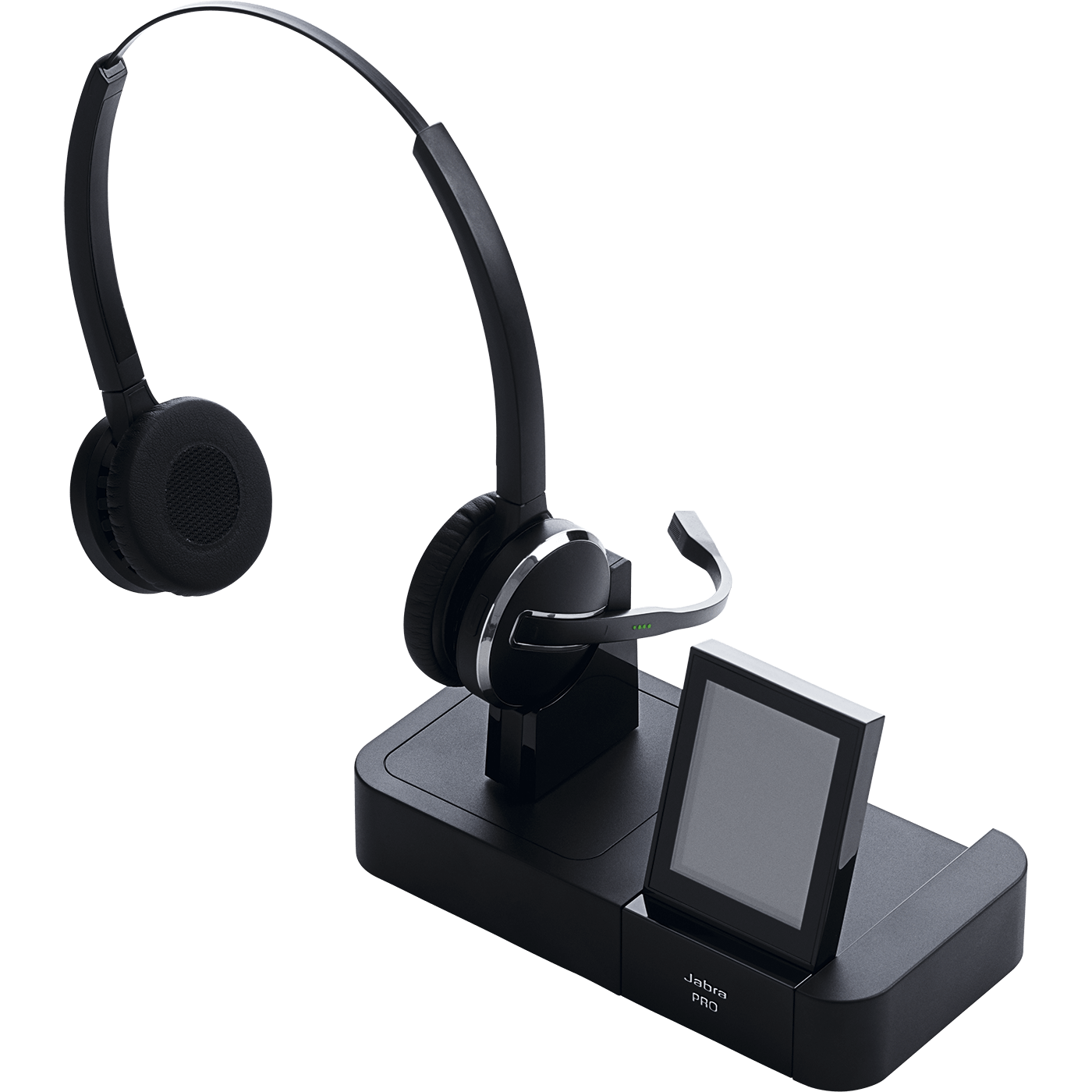 Bluetooth headphones wireless green - Jabra PRO 9460 Headset Overview
