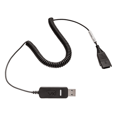 Vxi Corded Usb Adapter X50 Jabra Support