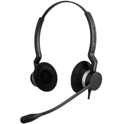 Jabra Biz 2300 Wired Headset For Call And Contact Centers
