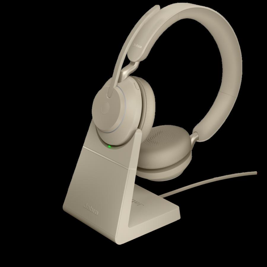 Jabra Evolve2 65 Engineered To Keep You Agile Work Anywhere With Superior Wireless Audio Performance