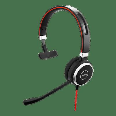 Jabra Evolve 40 Stereo Mono Jabra Support