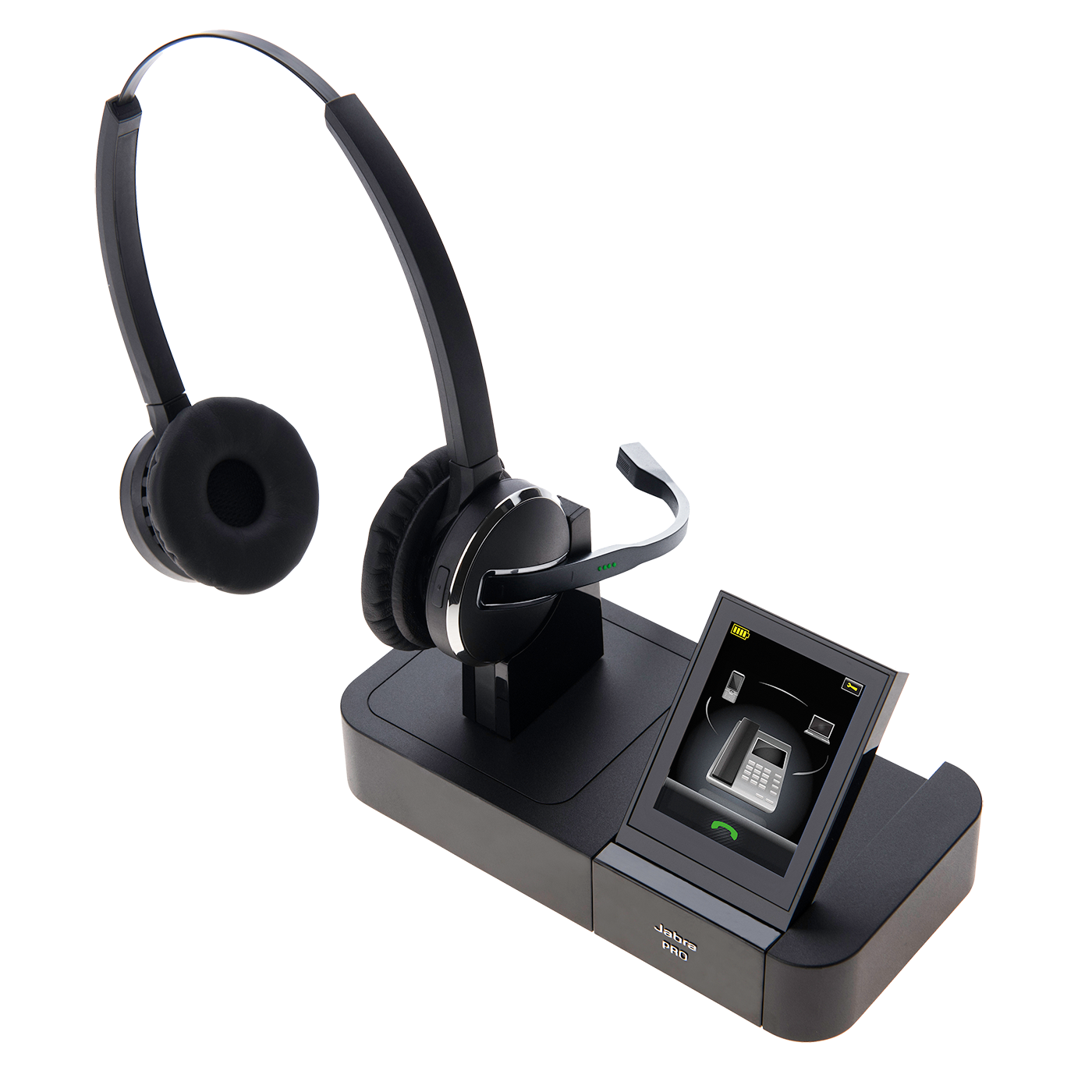 Jabra Pro Wireless Headset Manual Wire Center